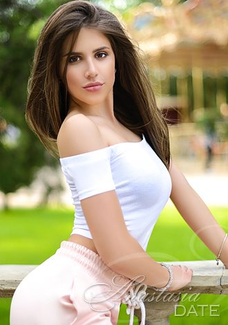 Gorgeous girls only: Karina from Kharkov, address of single Russian woman